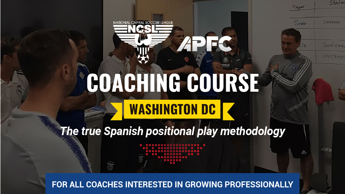 APFC Coaching Course | July 31st & August 1st
